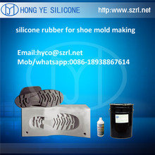 Cheap rtv silicon rubber for shoe mold making