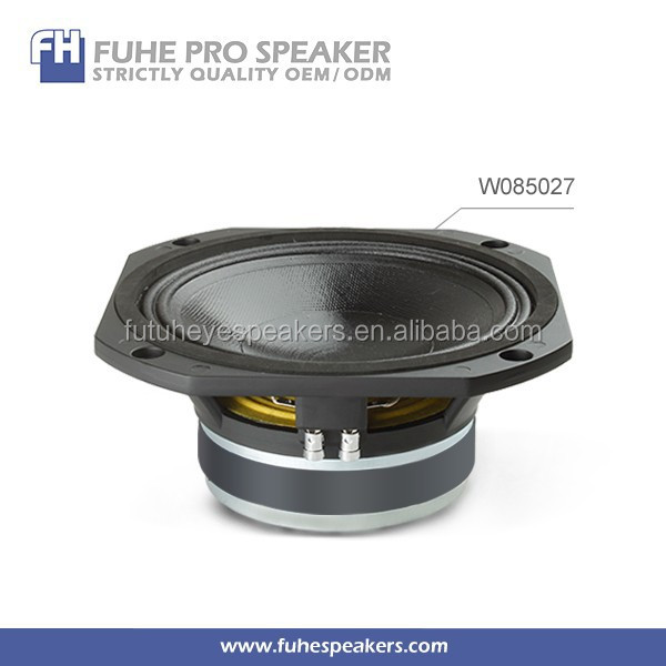 8inch W085027 array line component concert speaker
