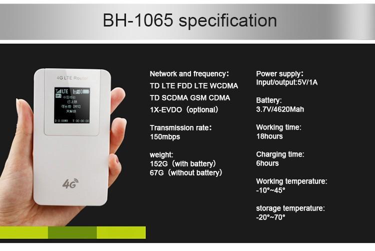 Pocket Size Dual Sim Card 4g Mobile Wireless Hotspots Router Mini ...
