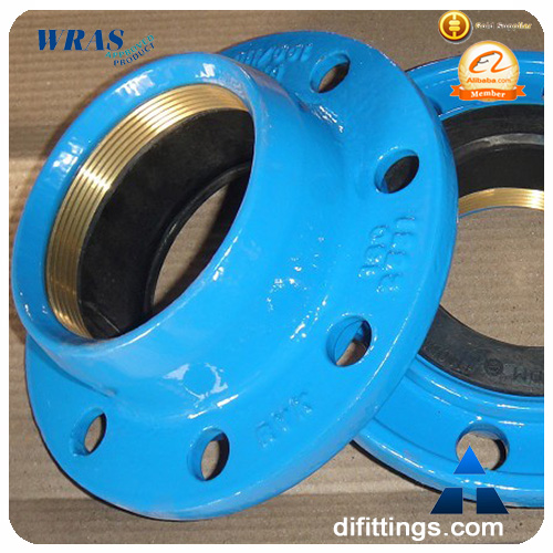 Ductile Iron Express Joint Pipe Fittings