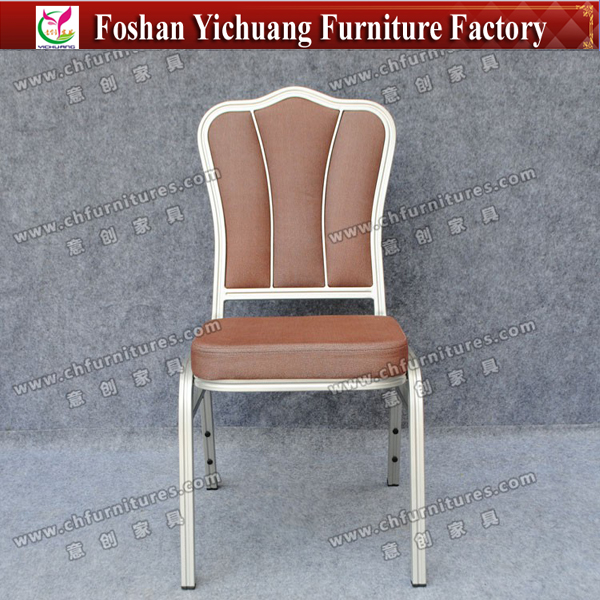 High quality functional aluminum dinning chair YC-B101-06