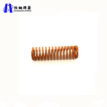 Top-level hard drawn spring recliner chair flat spring steel wire