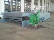 cross girder type Coal fired thermal oil boiler grate stoker power plant use