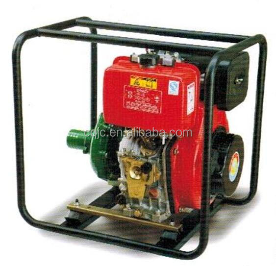Diesel engine single-stage centrifugal pump unit 65CB70-6.5