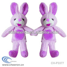 Mini plush bunny/ plush toy bunny