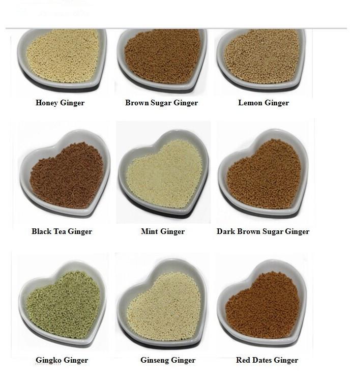 High purity healthy ginger honey tea prevent the cold - 4uTea | 4uTea.com