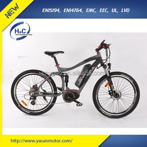 Long Range 70KM Stylish Mountain Electric Bike best mountain bike