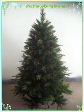 Wholesale 166Tips,150 cm LED fiber optic Christmas tree with multi ...
