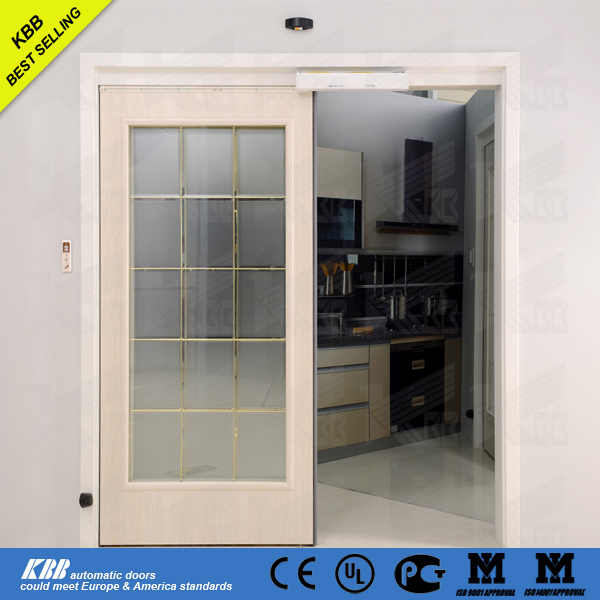 Automatic Fancy Interior Doors With Glass Inserts