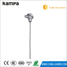 high temperature K/J/T/E/R/N K type temperature sensor thermocouple PT100