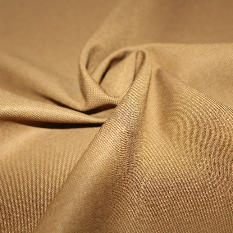 Hot sell basic plain aritcle solid color TR material italian quality men's suit fabric