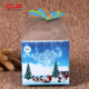 2017 Color Acetate Packaging Gift Box From China