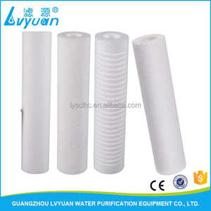 PP 5 micron sediment filter / water filter cartridge for home purifier
