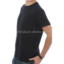 custom high quality combed cotton t shirts, O-neck t-shirt without logo,OEM service