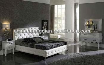 Slaapkamer Hotel Stijl : Hdbr211 louis stijl modern hotel slaapkamer meubilair buy louis