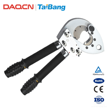 High density klein ratchet cable cutter