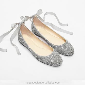 Spose Scarpe Per Tacco Il Classic Ballerine Basso Le Bridal OkPn0w