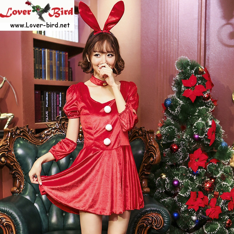 5bc9491232 China Sexy Red Costumes