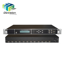 TV digitale headend in diretta streaming encoder hardware con 12 * hd-mi + 2 * <span class=keywords><strong>ASI</strong></span> in IP/ <span class=keywords><strong>ASI</strong></span> fuori con mepg-1 layer2 <span class=keywords><strong>audio</strong></span>