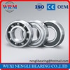 Top Quality Mini Deep Groove Ball Bearings 635 zz/rs 5X19X6mm Size For Flange
