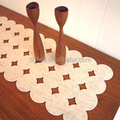 Laser Cut Felt Table Runner - Buy Laser Cut Felt Table Runner,Cheap Table  Runners,Felt Table Runner Product on Alibaba.com