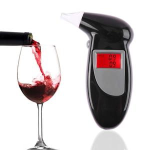 Safe Driving Quick Response breathalyzer alcohol breath tester