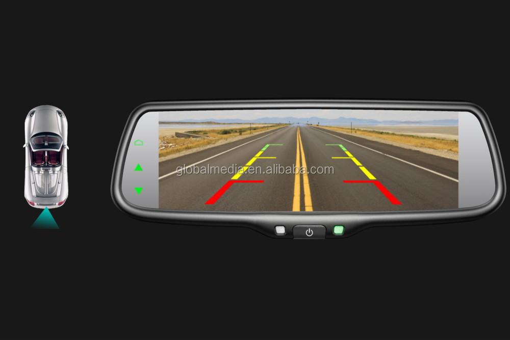 Ingrosso a schermo intero specchio retrovisore posteriore - Specchio intero ...