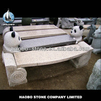 Outdoor Stone Tables and Benches