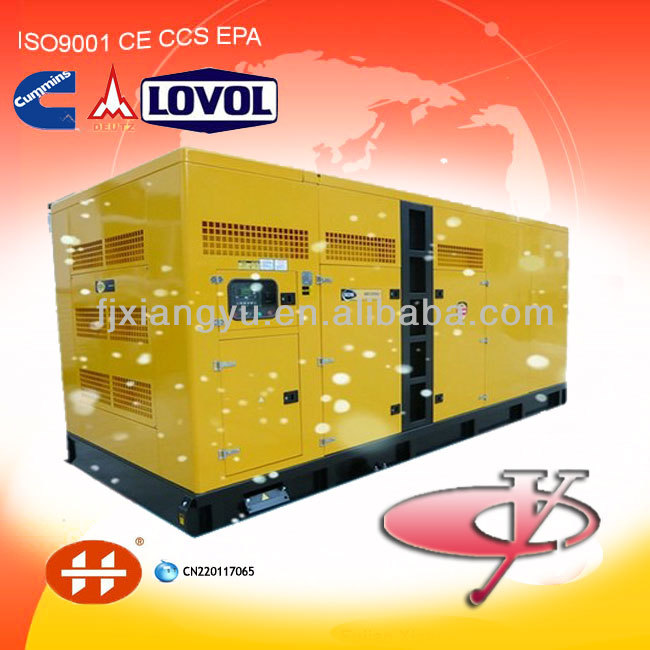 Yuchai generator!Euro Power Genrator Made in China