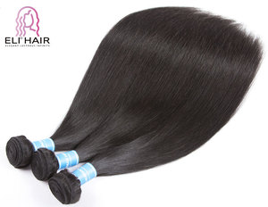 Alibaba China Single Donor Large Stock Grade 12A Double Drawn 40 50 Inch Mink Raw Temple Indian Human Virgin Hair