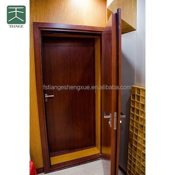 KTV Night Club Studio Iron Door Sound Insulation Soundproof Door