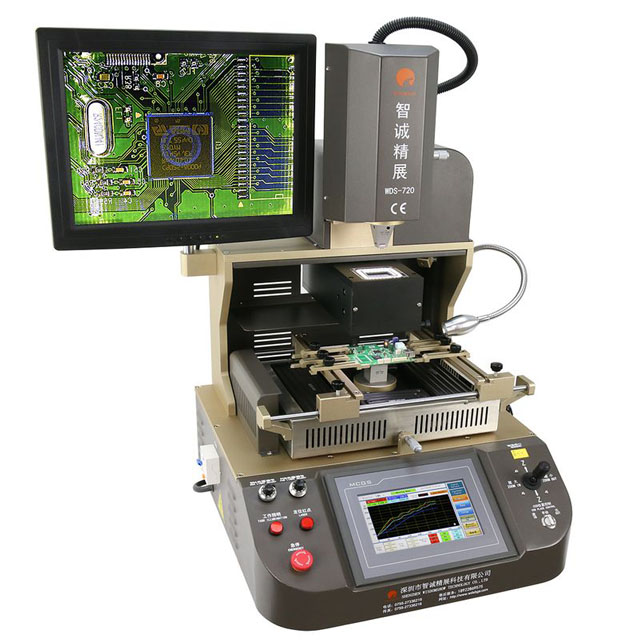 High quality vga graphics chip repair machine WDS-720 for bga <strong>welding</strong>