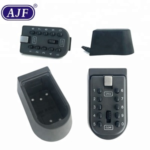 AJF high quality Key Lock Box Wall Mount Combination safe or Punch Button Key Safe