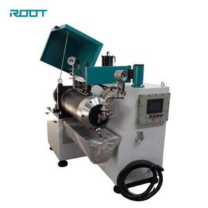 50L industrial paint dynamic micron disc type horizontal bead mill