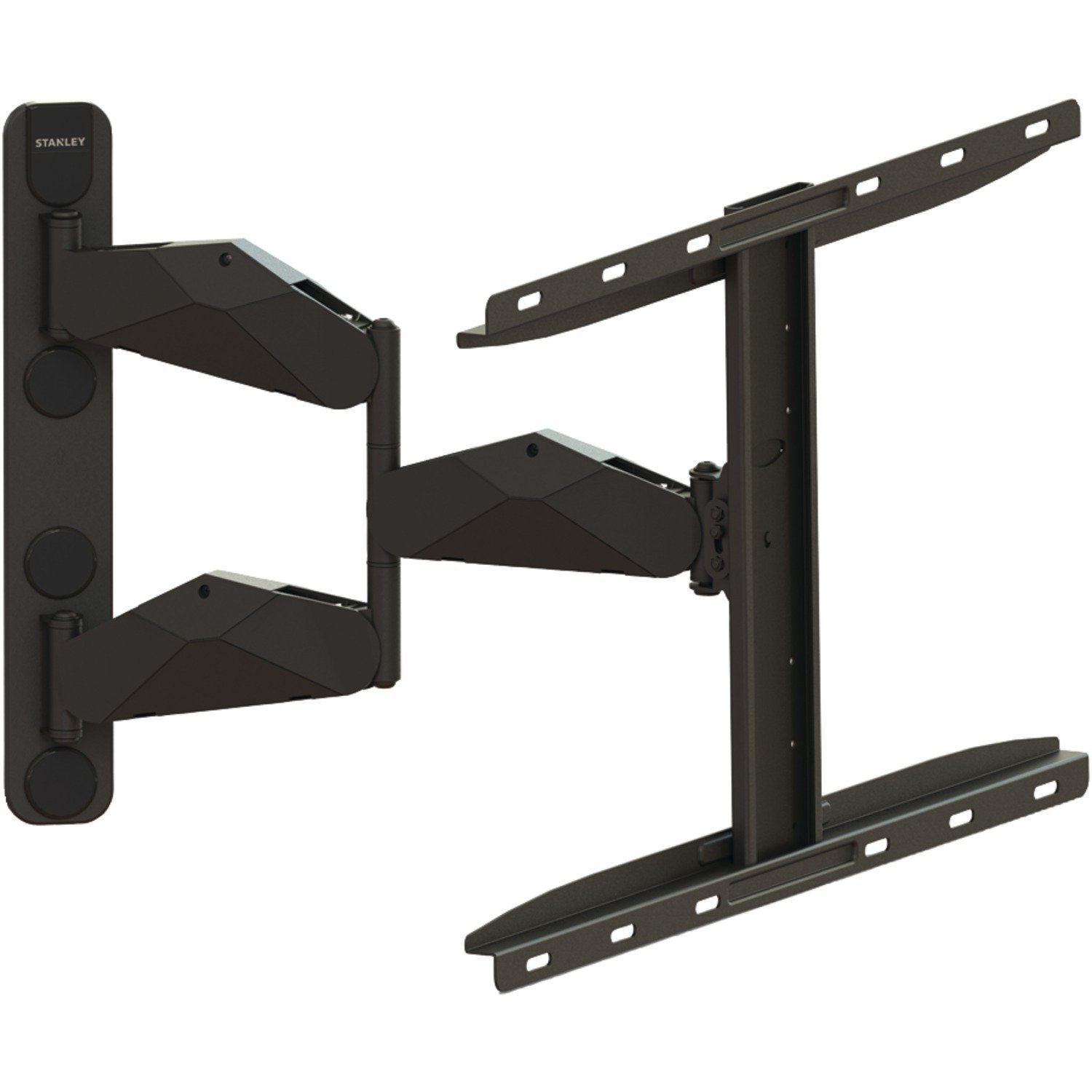 Stanley TV Wall Mount - Slim Full Motion Articulating Mount for Large Flat Panel Television (TLX-ES4501FM)