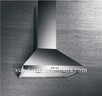Wall decorated Kitchen Range Hoods