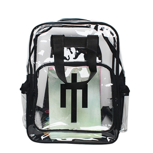 aff1bd3d312a Transparent Plastic Backpack