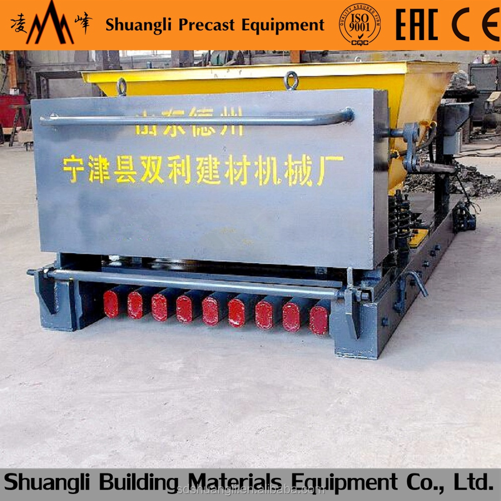 Precast Hollow Core Slab Machine Lowes Cheap Wall Paneling ...