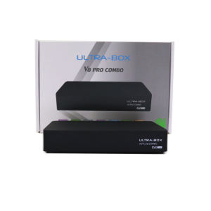 Android DVB-S2/T2/ISDB or Combo Set Top Box Digital Decoder Satellite and iptv 4K Satellite Receiver Android Smart TV Box