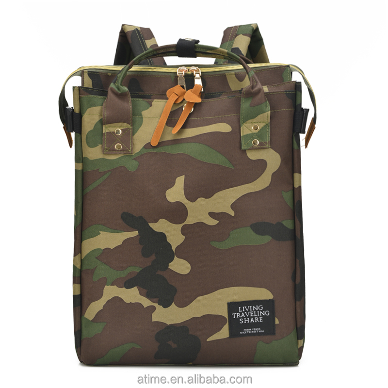 Waterproof anti-thief design big bookbags men's bookbag army backpack for <strong>school</strong>