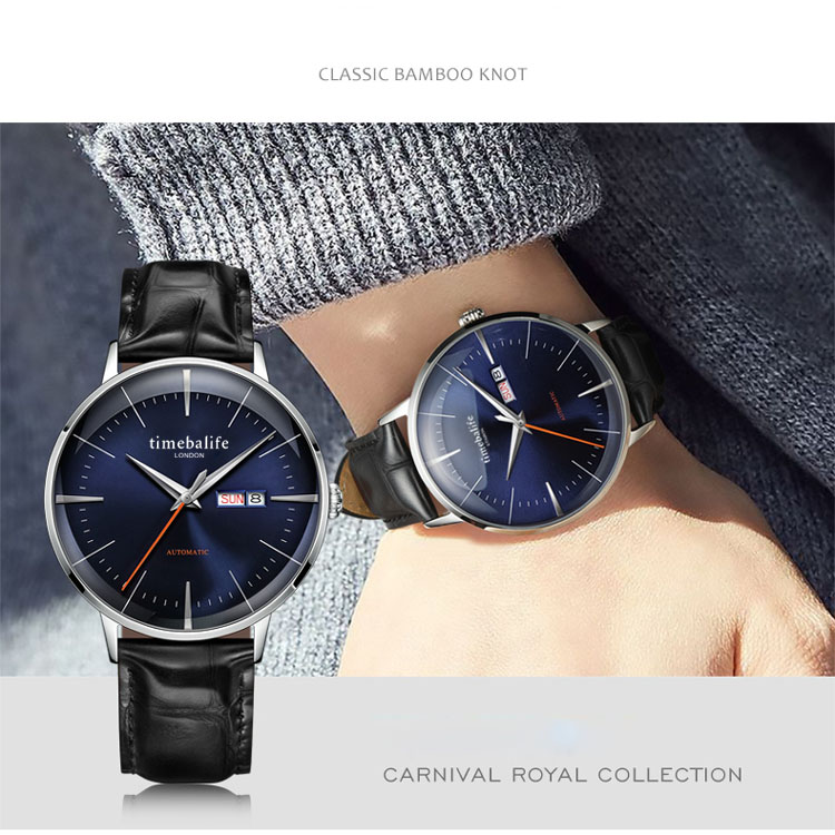 Luxury Watches Men Luxury Brand Automatic Mechanical 2019 Customized
