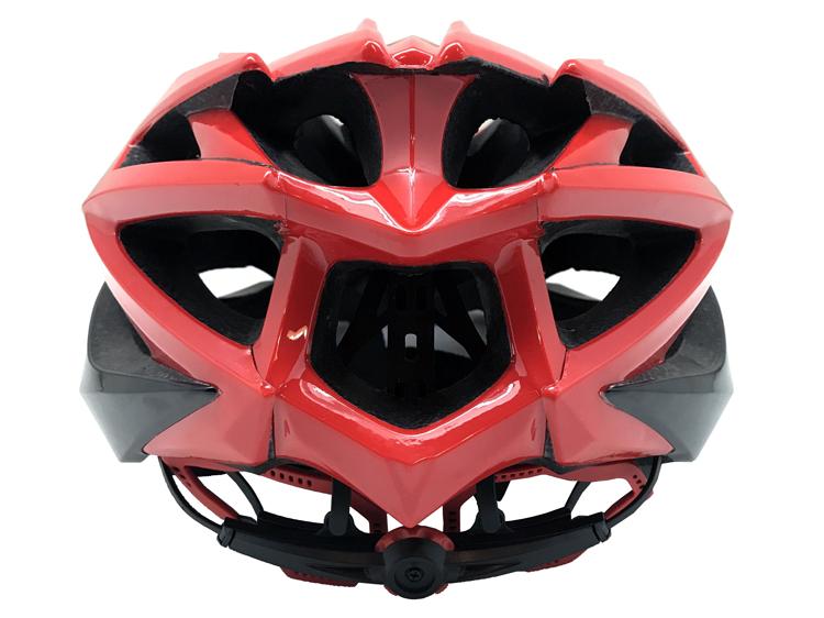 Original Design Safe Protective Carbon Fiber Bike Helmet 9