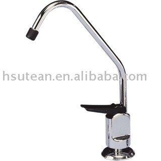 2014 fashion stainless steel single lever water saving kitchen sink faucet