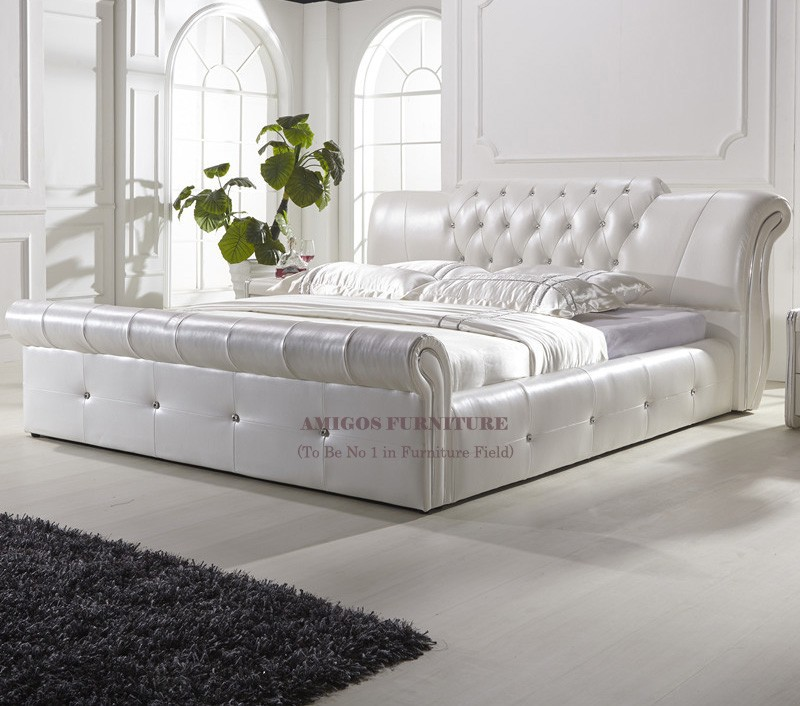 2015 Best Selling Cheap Price Spanish Style Beds For Sale