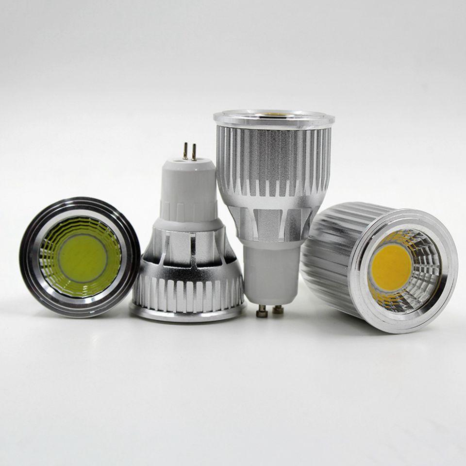 3w 5w 7w 9w 10 12w cob dimmable gu10 led spotlight bulb e27 e14 gu5 3 spot light dimmable ac85. Black Bedroom Furniture Sets. Home Design Ideas