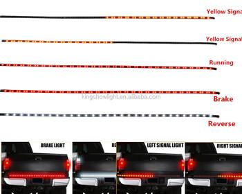 48 5 Function Led Tailgate Light Bar For 2013 2016 Dodge Ram Pickup Trucks Buy Led Tailgate Light Bar Led Tailgate Light Bar Led Tailgate Light Bar