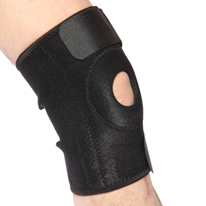 Top Rated Fitness Bodybuilding Gym Knee Sleeves Cheap Price Knee Support For Football
