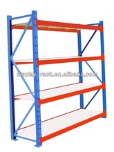 store & supermarket 300~500 kg for each layer battery storage rack