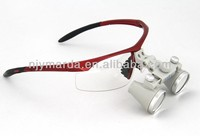 Ymarda Best Quality CH2.5X Dental Loupe Galilean Glass magnifier dental implant surgical instrument
