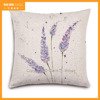 Wholesale custom printed animal pillow patterns decorative throw pillow cases